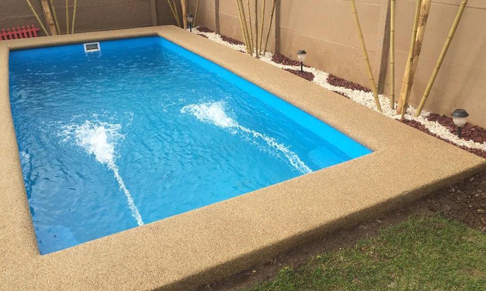 Bordes fibra de vidrio fullget for Bordes decorativos para piscinas